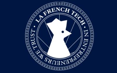 Logo la French Tech (Crédit : Faccebook/La French Tech)