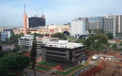 Brasilia, la capitale du Brésil (Crédit : CC BY Carla Salgueiro / Flickr)