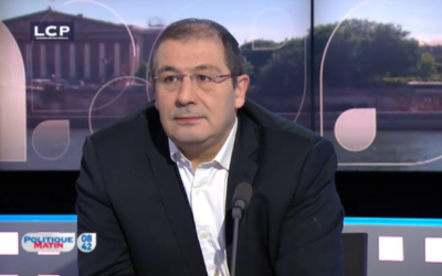 Pascal Cherki, député socialiste (Capture d'écran LCP)