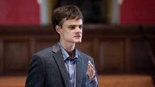 Alex Chalmers était jusqu'à récemment le co-président de l'Oxford University Labour Club avant de démissionner pour protester contre l'antisémitisme répandu au sein de celui-ci. (Crédit : Facebook)