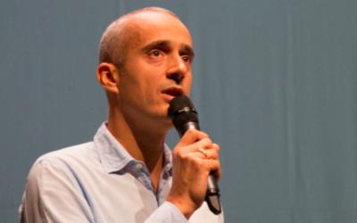 Frédéric Josué (Crédit : Autorisation)