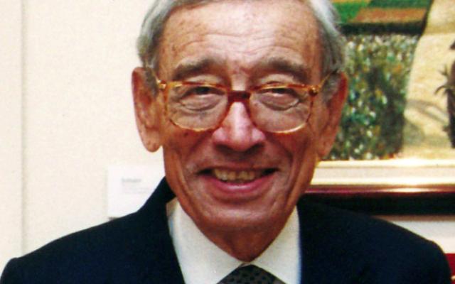 Yousef Boutros-Ghali en 2002 à Paris (Crédit : Domaine public/Wikimedia commons)