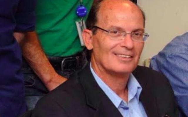Avriel Bar-Yosef, général de brigade de l'armée de réserve israélienne. (Crédit : autorisation GPO)