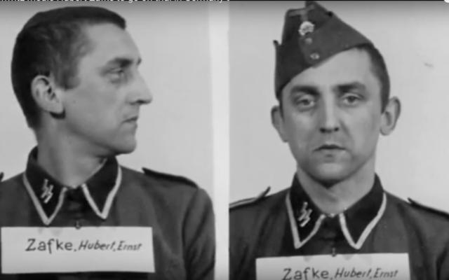 Hubert Zafke (Crédit : capture d'écran YouTube)