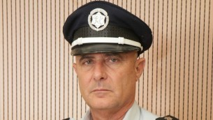 Shahar Ayalon, chef des pompiers israéliens. (autorisation)