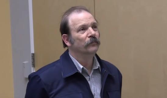 Moshe Vardi, un professeur d'informatique à l'université Rice, à Houston au Texas (Crédit : Capture d'écran YouTube)