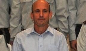 Ofir Shoham à une cérémonie en 2012. (Crédit : Flash90)