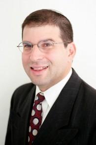 Le rabbin Seth Farber, fondateur d'ITIM. (Crédit : autorisation)