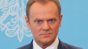 Donald Tusk en 2014 (Crédit : Wikimedia Commons)