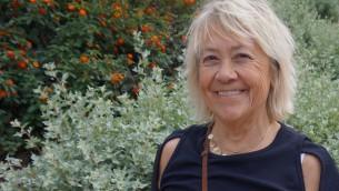 Sylvie Canellias (Crédit : Charlotte Guimbert)