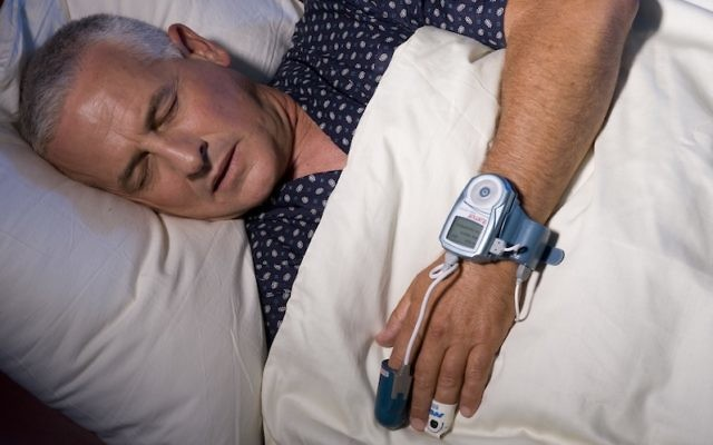 Le WatchPAT d'Itamar Medical (Crédit : Autorisation)