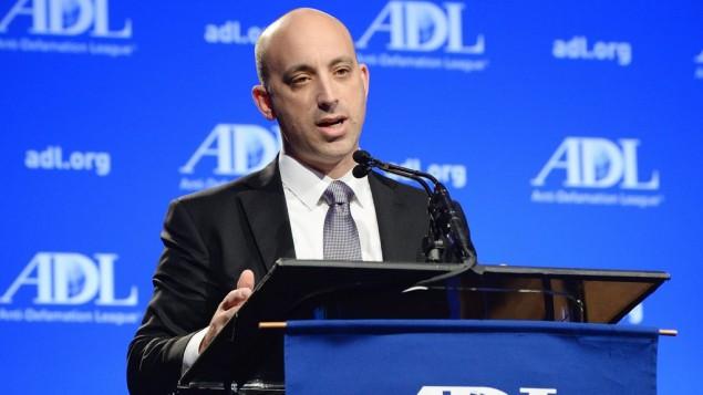 Jonathan A. Greenblatt, président de la Ligue anti-diffamation (ADL), à Los Angeles, le 6 novembre 2014. (Crédit : ADL)