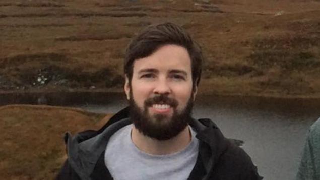 Taylor Force, 29 ans, étudiant en thèse à l'université Vanderbilt, a été tué le 8 mars 2016 dans une attaque terroriste à Jaffa. (Crédit : Facebook)