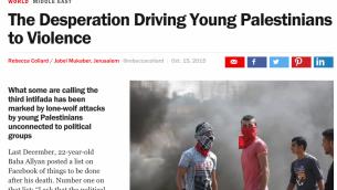 Capture d'écran de l'article au titre erroné et mensonger du TIME Magazine (Crédit : capture d'écran)
