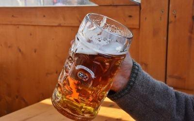 Une chope de bière (Crédit : Pixabay)
