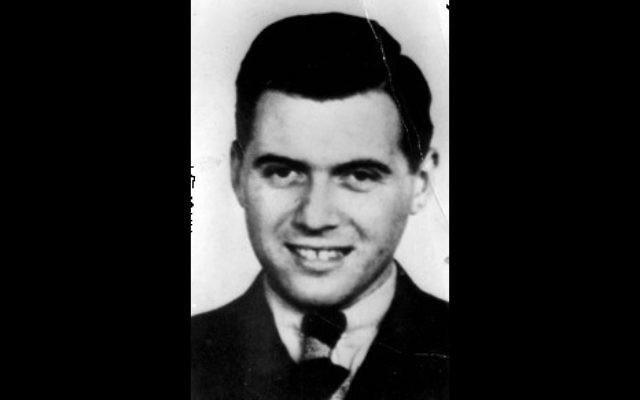 Josef Mengele (Crédit : Wikimedia Commons)
