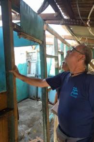 IsraAID aux îles Fidji (Crédit : Facebook/IsraAID: The Israel Forum for International Humanitarian Aid)