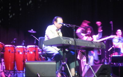 Sergio Mendes (Crédit : CC BY-SA 2.0/Wikimedia commons)