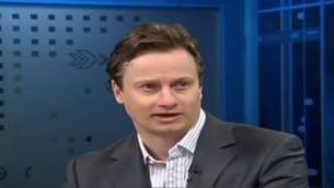 Andrew Amolis (Crédit : capture d'écran CBS)