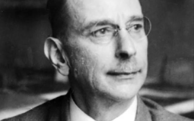 Hans Posse (Crédit : wikimedia commons)