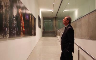 Rabai al-Madhoun (Crédit : Capture d'écran Vimeo)