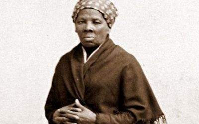 L'abolitionniste et humanitaire afro-américaine Harriet Tubman vers 1885. (Crédit : H. Seymour Squyer, National Portrait Gallery, Wikimedia commons)
