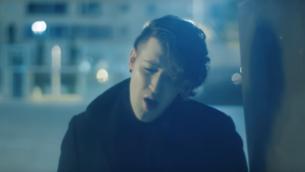 """Hovi Star dans le clip de """"Made of Stars"""", la participation israéliene à l'Eurovision 2016. (Crédit : capture d'écran YouTube)"""