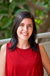 Lisa Rahmani, directrice des programmes pour l'Alyah européenne de l'association Gvahim (Crédit : autorisation)