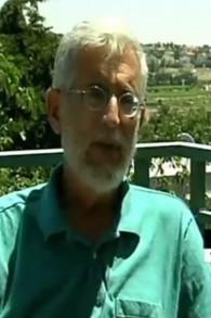 Meyer Yoshua, membre du nouveau mouvement Deux états, un pays. (Crédit : capture d'écran Deuxième chaîne)