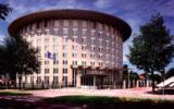 Siège de l'Organisation pour l'interdiction des armes chimiques (OIAC) à La Haye (Crédit : OIAC)
