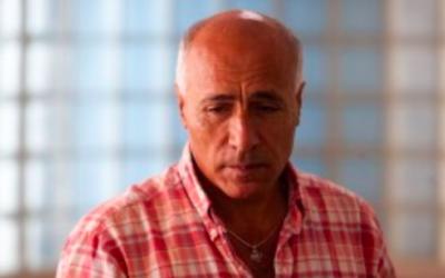 Mordechai Vanunu en 2012 (Crédit : Uri Lenz/Flash90)