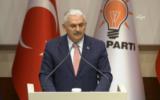 Binali Yildirim, le Premier ministre turc. (Crédit : capture d'écran AFP/chan)