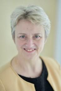 Claire Castanet, directrice des relations avec les investisseurs de l'AMF. (Crédit : autorisation)