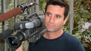Le cinéaste Erez Laufer a toujours eu une fascination pour le Premier ministre Yitzhak Rabin. (Crédit : autorisation de Laufer)