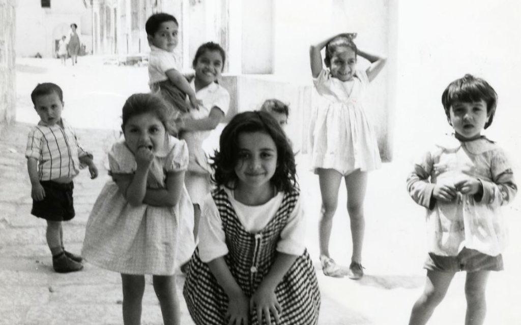 Haïfa, Israël, en 1959, une photo prise par Dorothy Bohm, la mère de Monica Bohn Duchen (Autorisation)