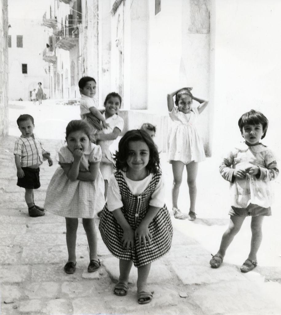 Haïfa, Israël, en 1959 (Dorothy Bohm)