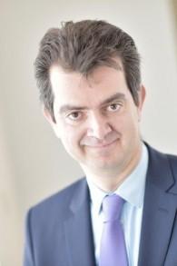Laurent Combourieu, directeur des enquêtes de l'AMF. (Crédit : autorisation)