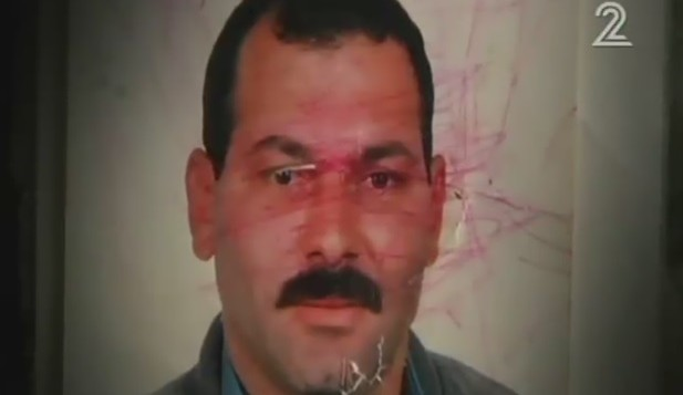 Avraham Sinai, quand il était encore Ibrahim Yassin. (Crédit : capture d'écran Deuxième chaîne)