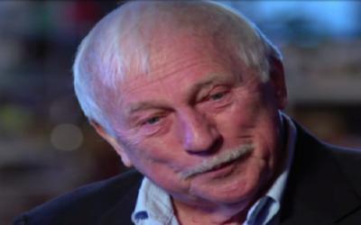Ronald Miscavige - père du chef de l'Eglise de Scientologie, David Miscavige, lors d'une interview à ABC News le 29 avril 2016 (capture d'écran: ABC News)