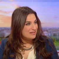 La députée britannique Luciana Berger (Crédit : capture d'écran YouTube)