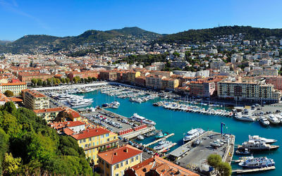 Vue du port de Nice (image d'illustration). (Crédits : Wiki Commons)