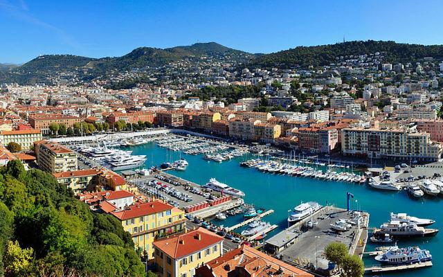 Vue du port de Nice (image d'illustration). (Crédits : Wiki Commons)