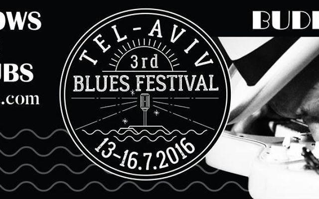 """Troisième édition du """"Blues Festival"""" (Crédit : Facebook)"""