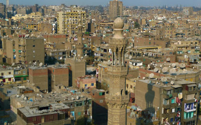 Le Caire. Illustration. (Crédit : Luc Legay/CC BY-SA 2.0/WikiCommons)