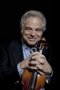 Le violoniste israélo-américain Itzhak Perlman. (Crédit : Lisa Marie Mazzucco)