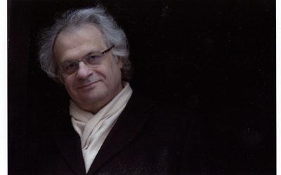 Amin Maalouf (Crédit : Hanna Assouline / Wikimedia commons)
