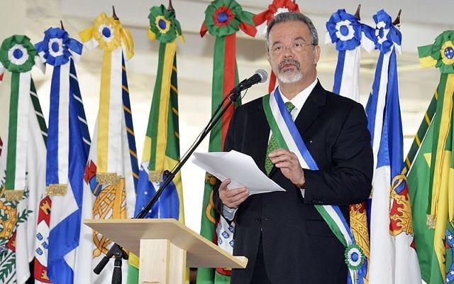 Raul Jungmann (Crédit : cc-by-2.0/flickr/Ministério da Defesa)
