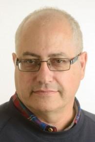 Michael Feige, professeur à l'Université Ben Gurion, l'une des quatre victimes tuées dans l'attaque terroriste du marché Sarona, à Tel Aviv, le 8 juin 2016 (Crédit : Dani Machlis)