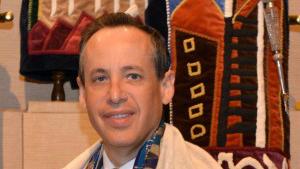 Le rabbin Steven Engel, de la congrégation du judaïsme réformé. (Crédit : autorisation)