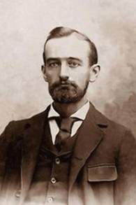 Friedrich Trump, le grand-père de Donald Trump. (Crédit : Wikipedia)